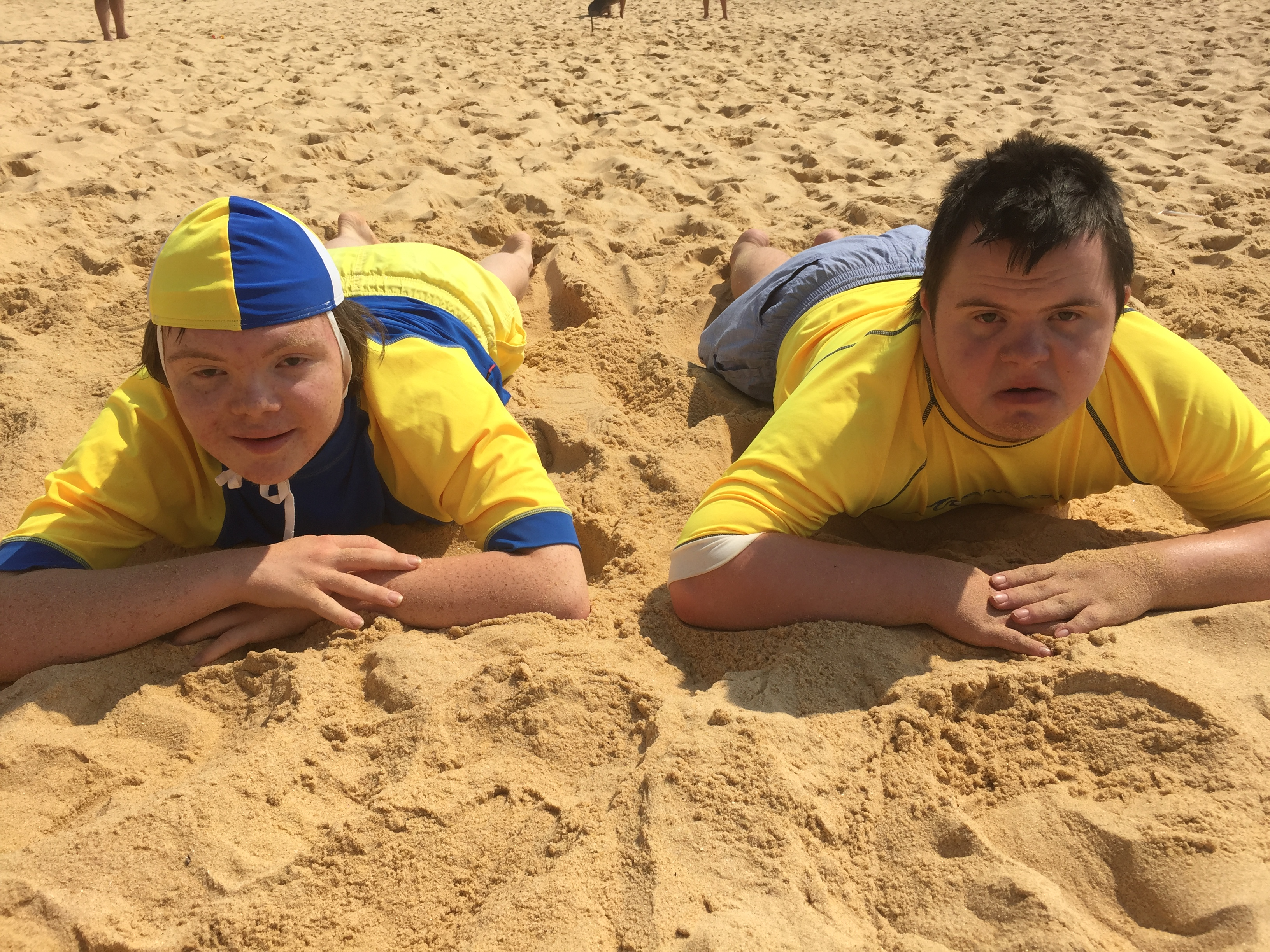 Rippers' Disability Nipper Group - South Curl Curl Lifesaving Club