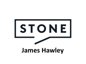 James Hawley @Stone