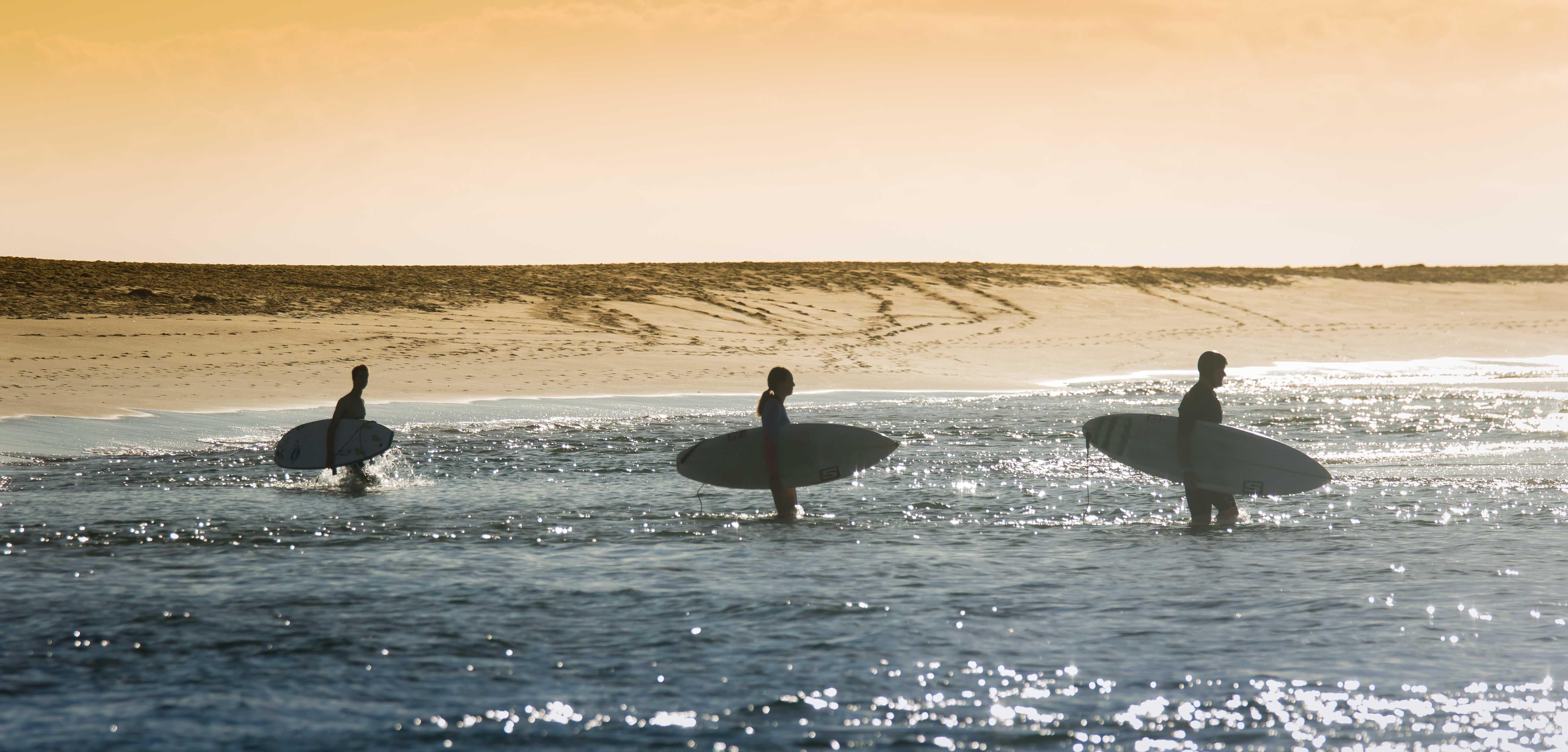 Racecourse Beach - Club 'Surfari' - South Curl Curl
